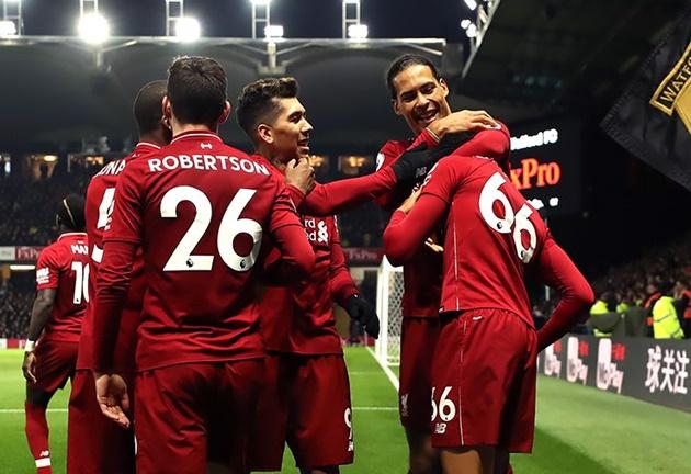 Lý do giúp Liverpool có màn khởi đầu hoàn hảo ở Premier League: - Bóng Đá