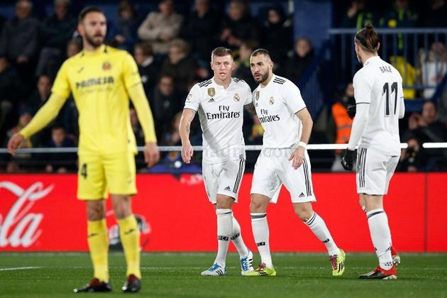 Bale chỉ là 'cái bóng', đây mới là người gánh vác Real - Bóng Đá