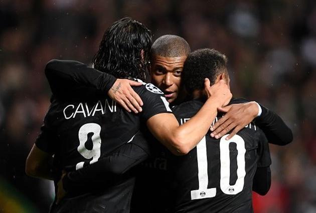 Europe's 5 best attacking trios this season - Bóng Đá