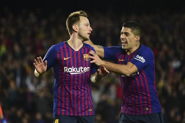 Barca vs Sevilla - Bóng Đá