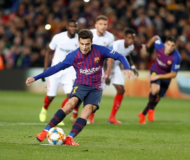 3 điểm nhấn Barca 6-1 Sevilla:  - Bóng Đá