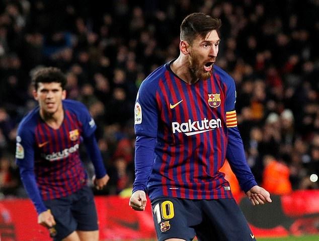 Điều gì sẽ xảy ra nếu Messi trở nên quá tải? - Bóng Đá