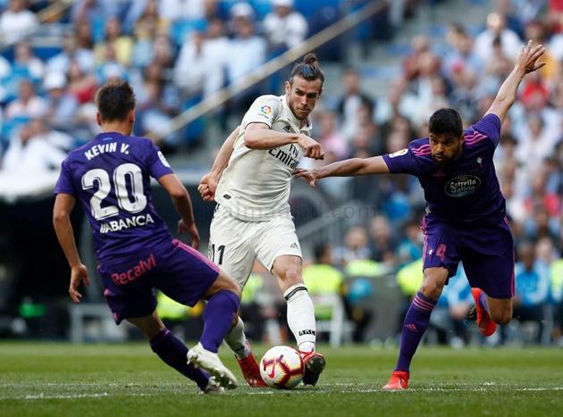 Điểm nhấn Real 2-0 Celta Vigo: - Bóng Đá
