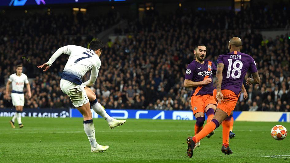 Dư âm sân trận Tottenham vs Man City - Bóng Đá