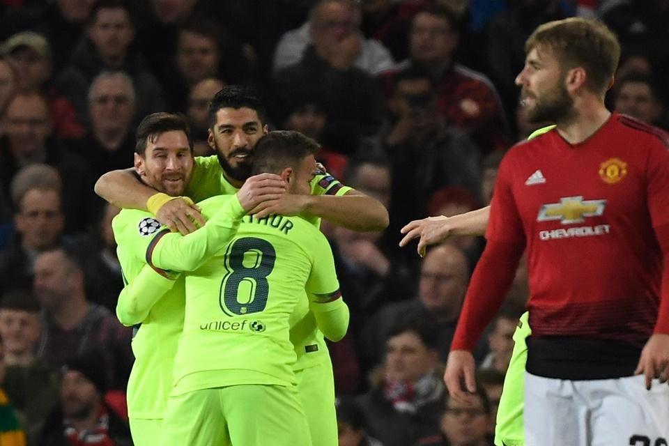 3 điều rút ra sau trận MU vs Barca - Bóng Đá