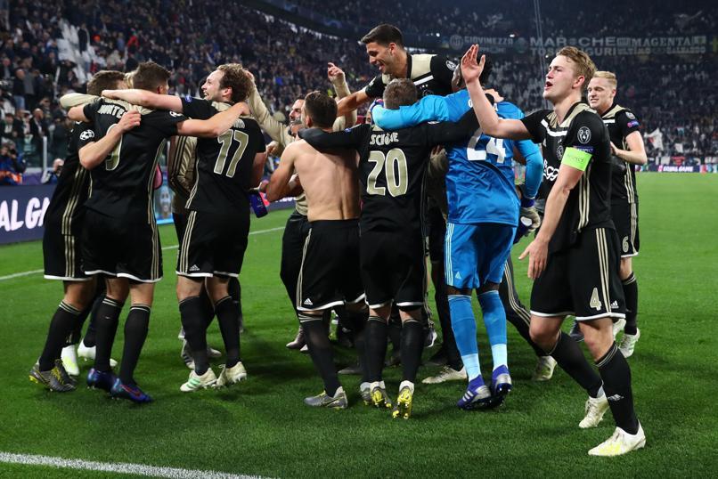 3 điều rút ra sau trận Juve Ajax - Bóng Đá
