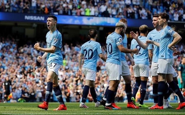 3 điều rút ra sau trận Man City 1-0 Tot:  - Bóng Đá