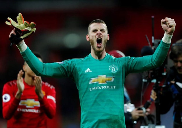 CN Man Utd chiefs stun David de Gea with contract ultimatum - Bóng Đá