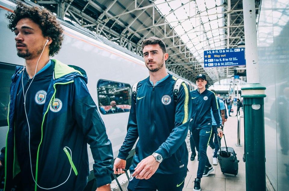 Man City đến Wembley  - Bóng Đá