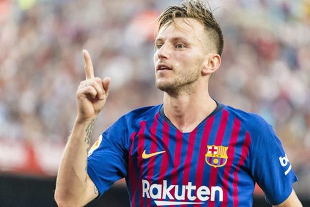 CN Manchester United ready raid for Barcelona's Rakitic - Bóng Đá