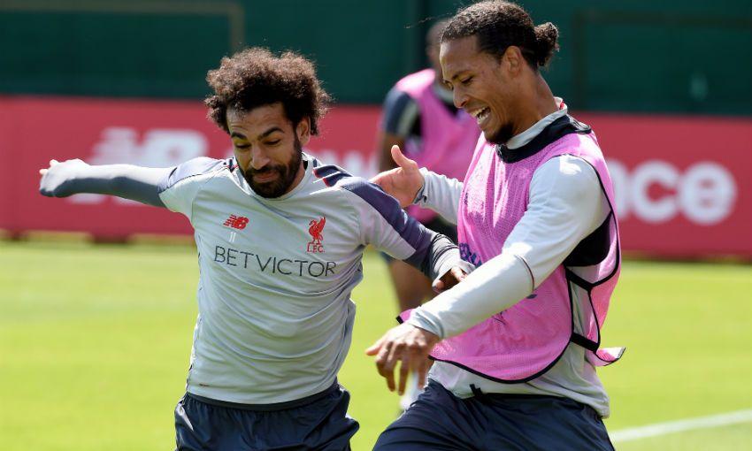 Liverpool tập  - Bóng Đá