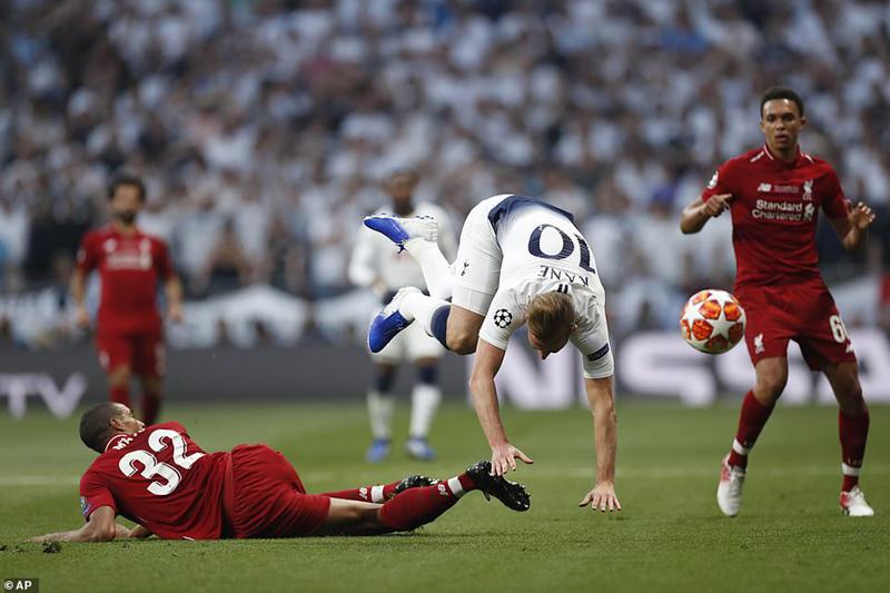 3 điều rút ra sau trận Tottenham 0-2 Liverpool: The Kop mới là 'nhà vua' nước Anh - Bóng Đá