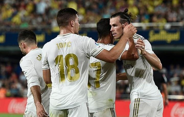 Điểm nhấn Villarreal 2-2 Real: - Bóng Đá