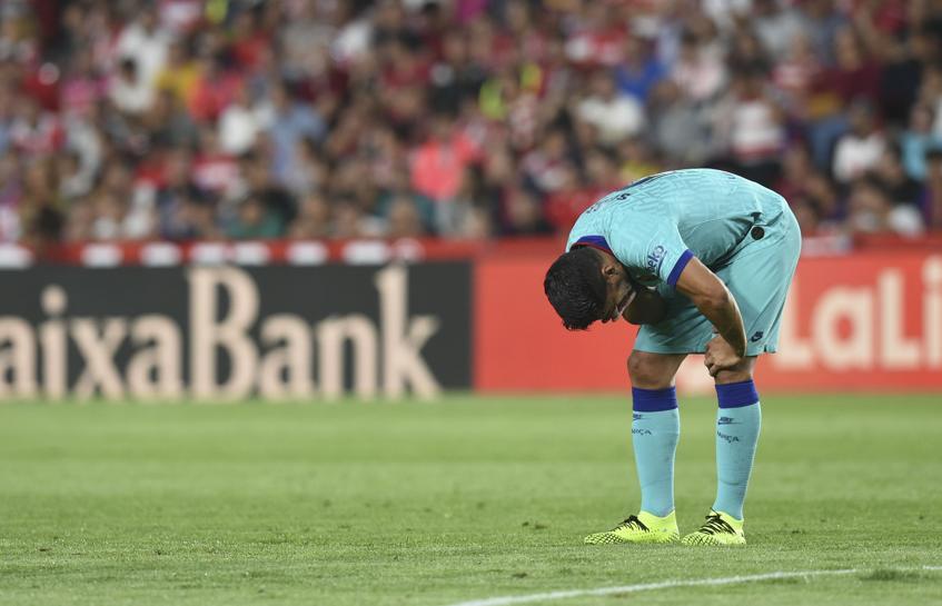Điểm nhấn Granada vs Barcelona: - Bóng Đá