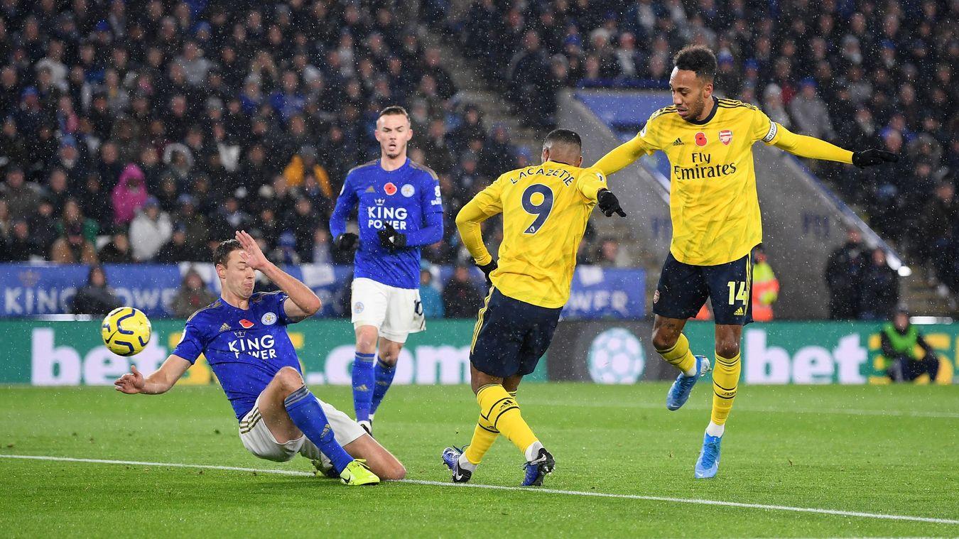 Điểm nhấn Leicester Arsenal: - Bóng Đá