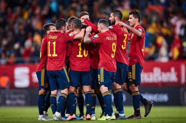 Tây Ban Nha - Bóng Đá