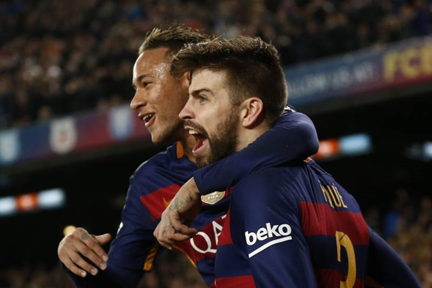This is how Neymar responds to his possible signing for FC Barcelona - Bóng Đá
