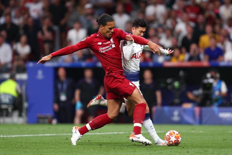 5 Liverpool - Bóng Đá