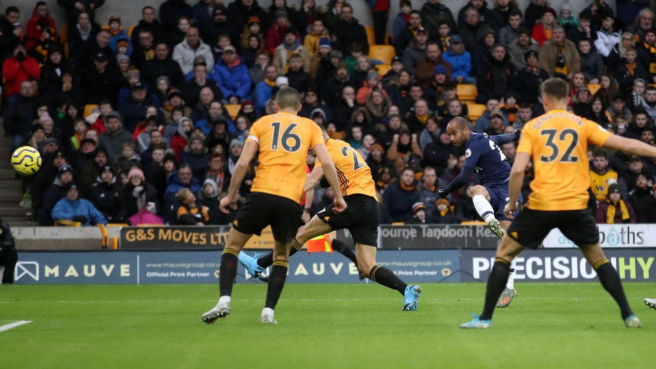 Điểm nhấn Wolves 1-2 Tottenham: Spurs của Mourinho bản lĩnh nhưng chưa đủ - Bóng Đá