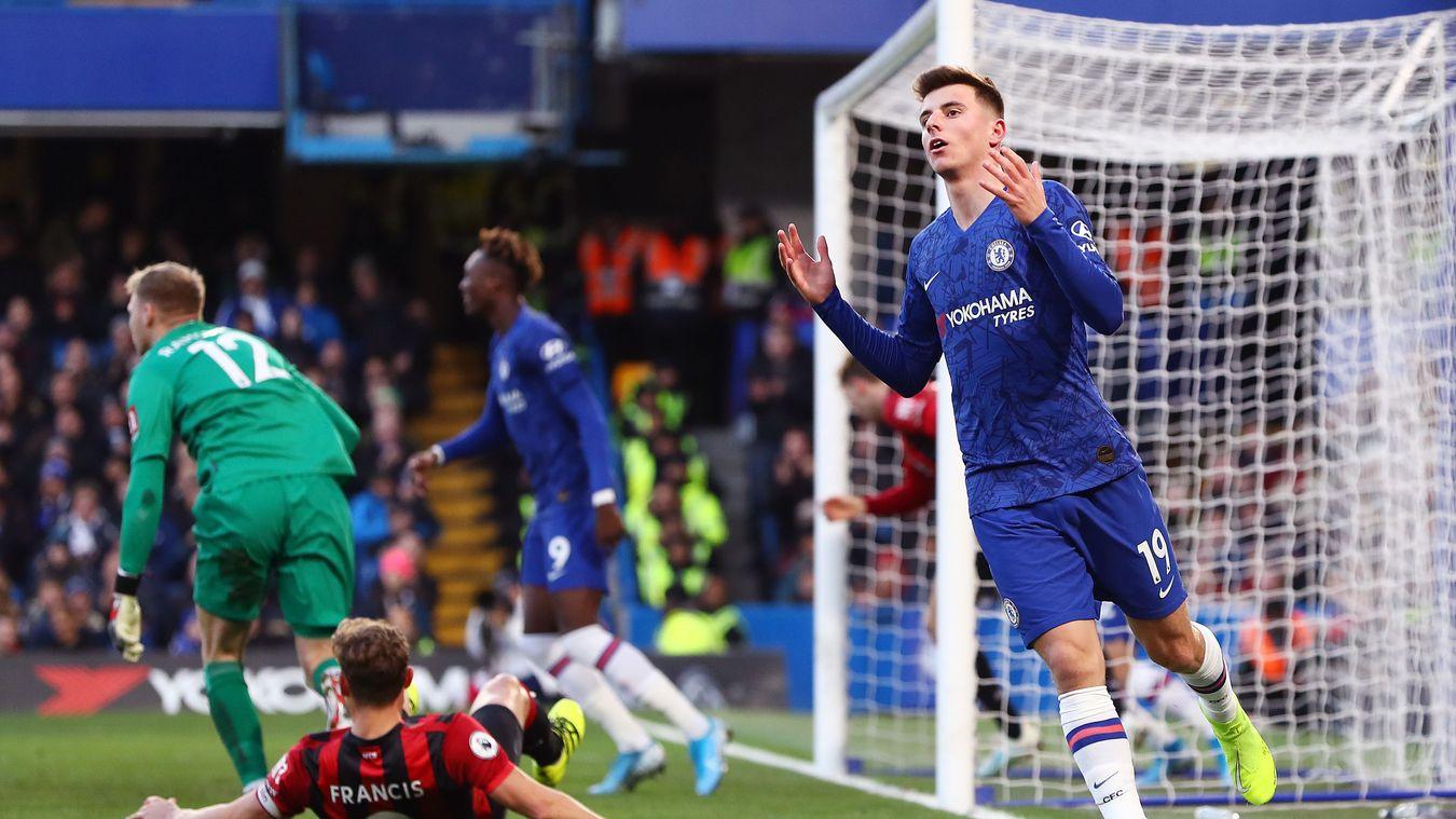 Điểm nhấn Chelsea Bournemouth: - Bóng Đá