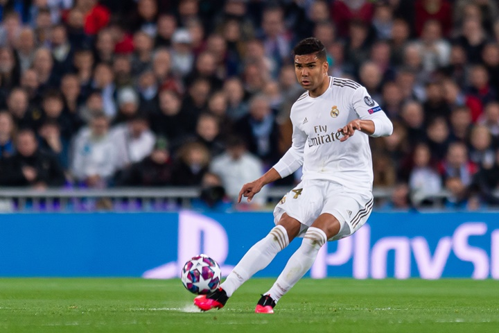 Real Madrid looking for replacement for Casemiro - Bóng Đá