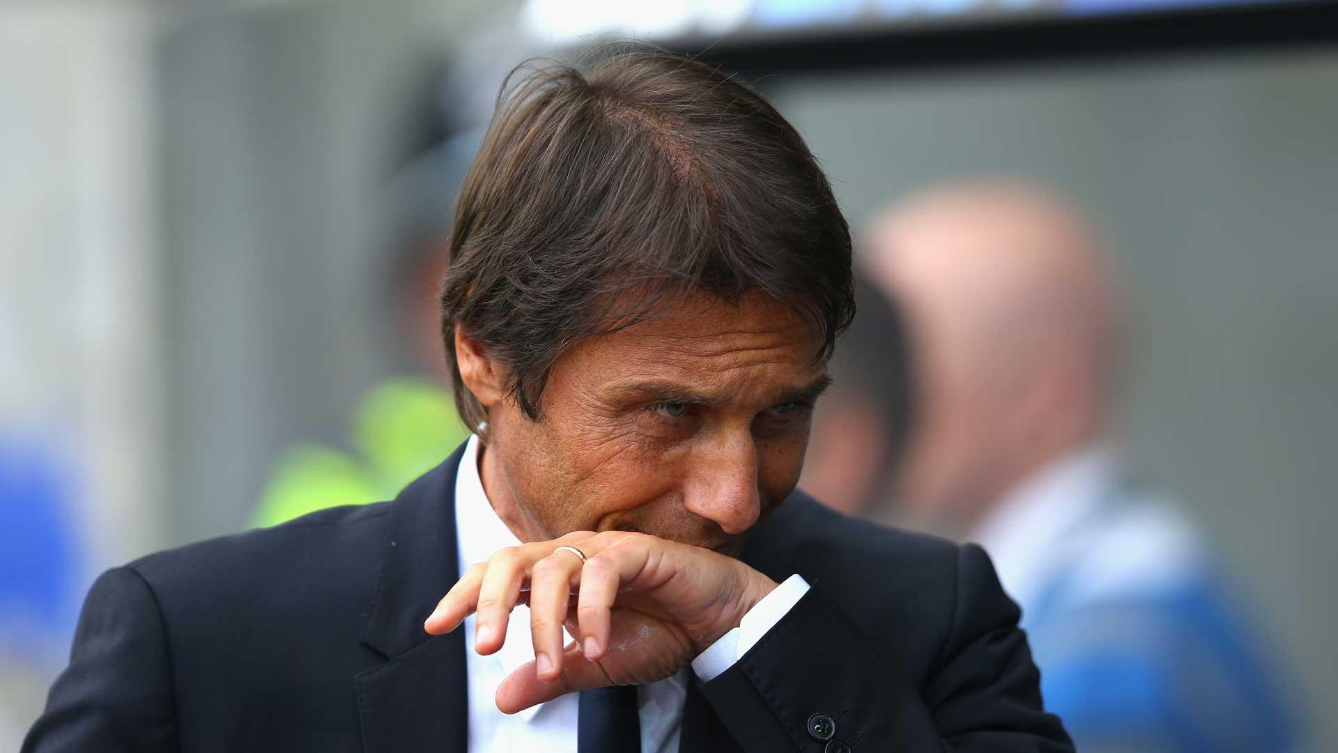 Tôi sẽ khóc nếu Conte ra đi!