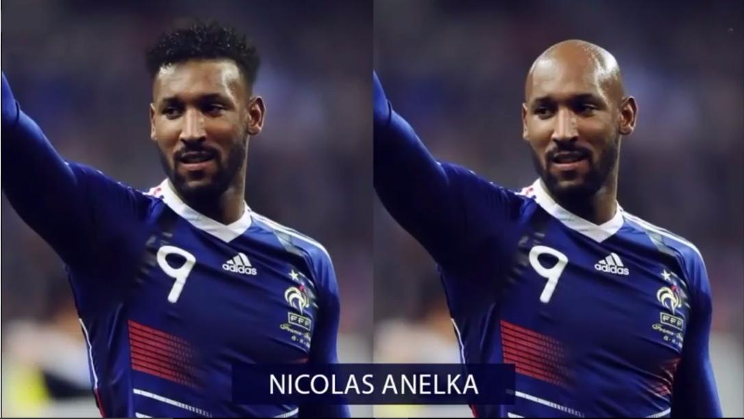 10 cầu thủ thay đổi vẻ ngoài từ soái ca đến chàng hói - Bóng Đá