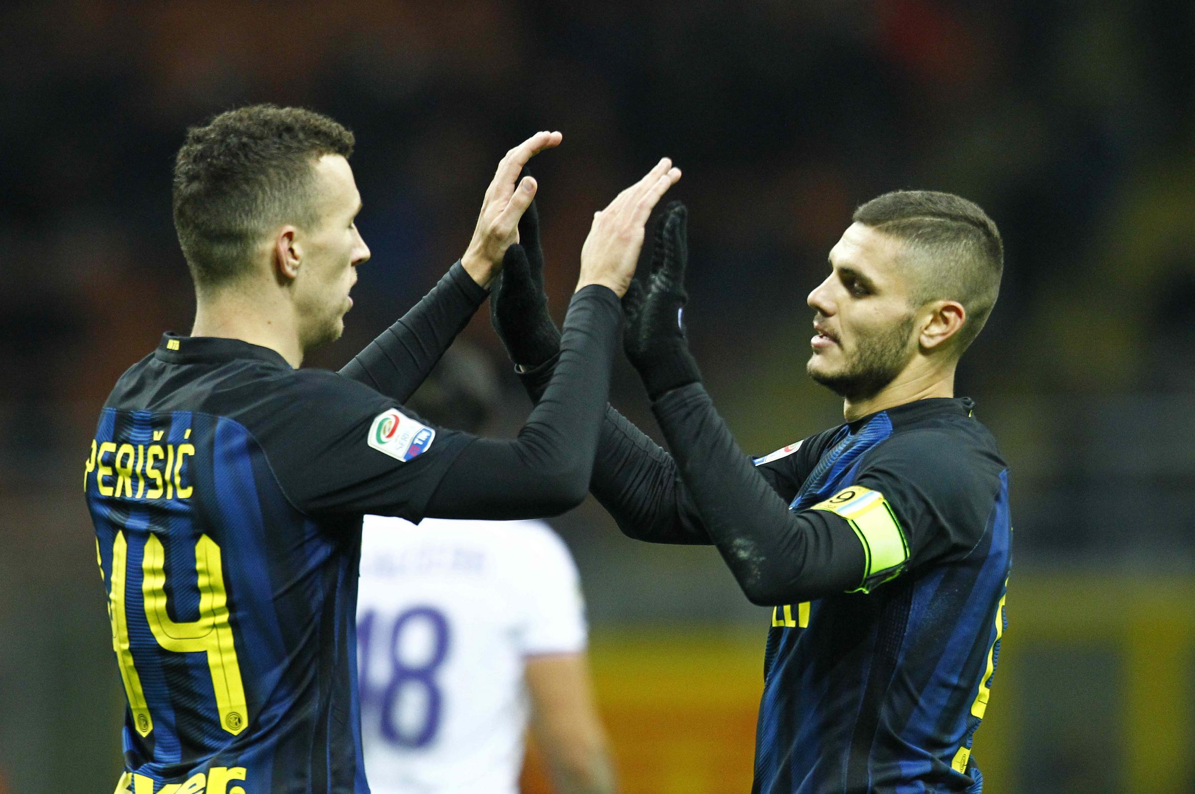Top 10 'đôi bạn cùng tiến' đỉnh nhất Serie A - Bóng Đá
