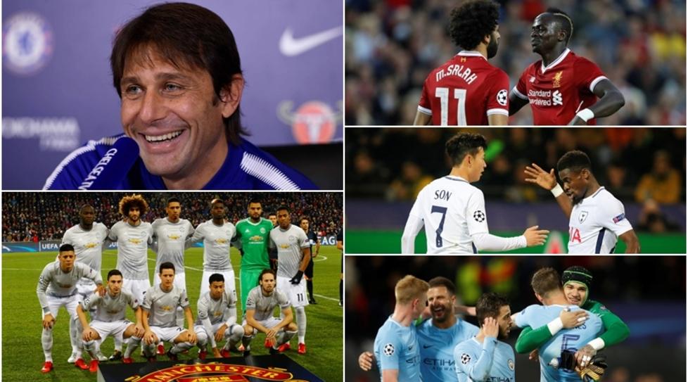 10 điều thú vị sau vòng bảng Champions League - Bóng Đá