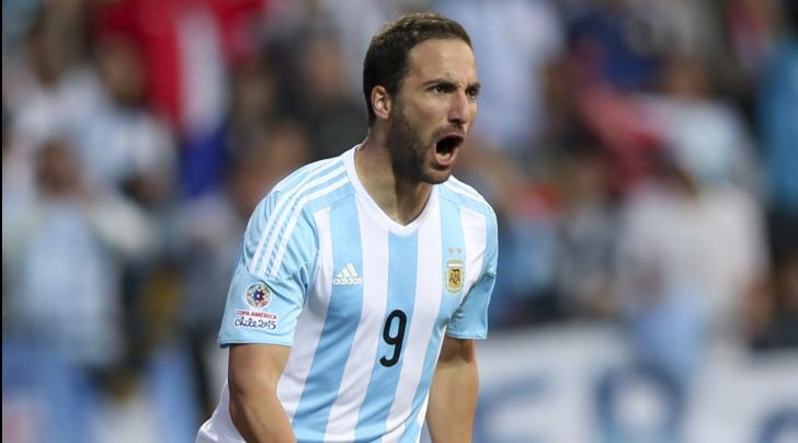 Messi: 'Đội tuyển không có Higuain là tồi tệ nhất trên thế giới' - Bóng Đá