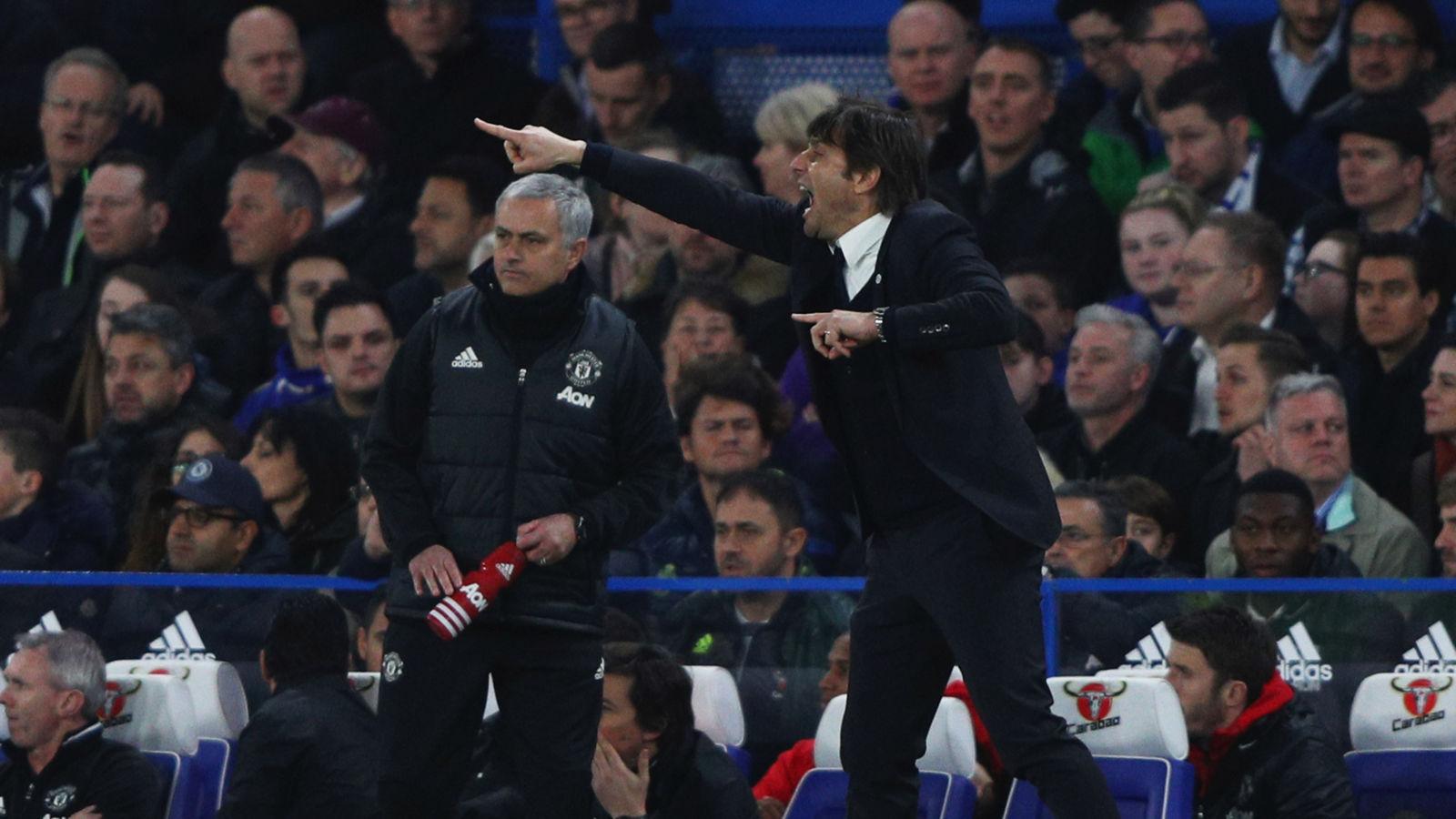 Conte - Mourinho: Hai gã ăn mày đếm tiền xu - Bóng Đá