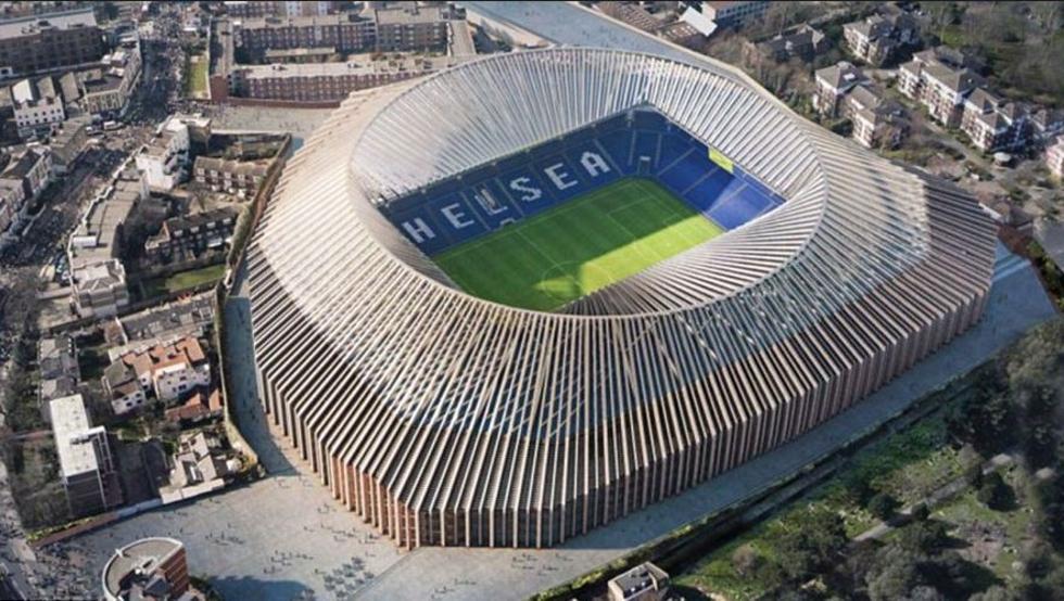 Dự án SVĐ của Chelsea có nguy cơ phá sản? - Bóng Đá