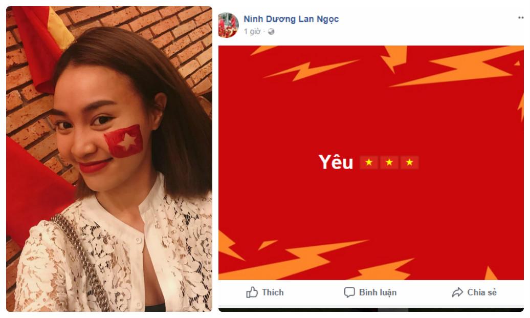 Các mỹ nhân Việt thay nhau an ủi U23 Việt Nam - Bóng Đá