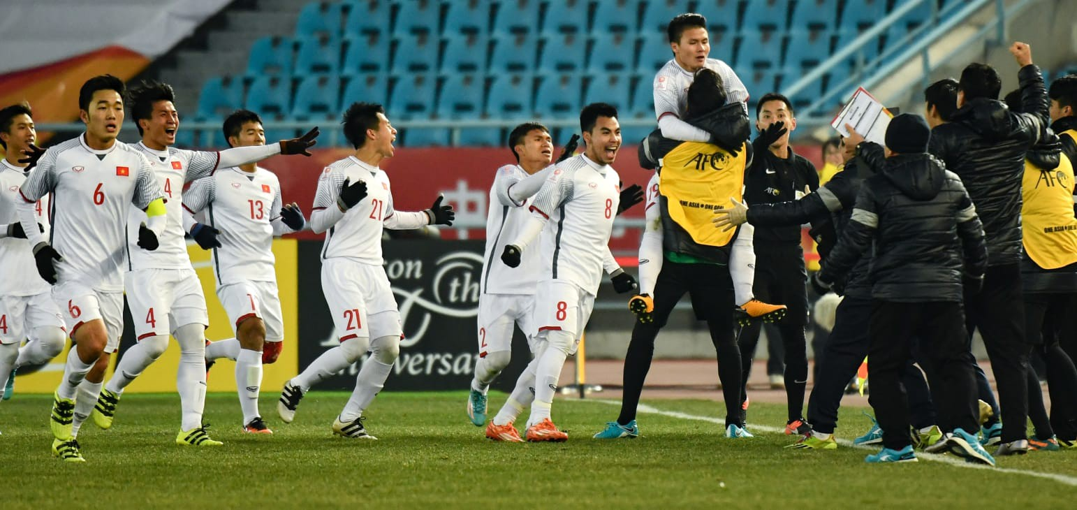 Chuyện cổ U23 Việt Nam ở xứ sở thần tiên - Bóng Đá
