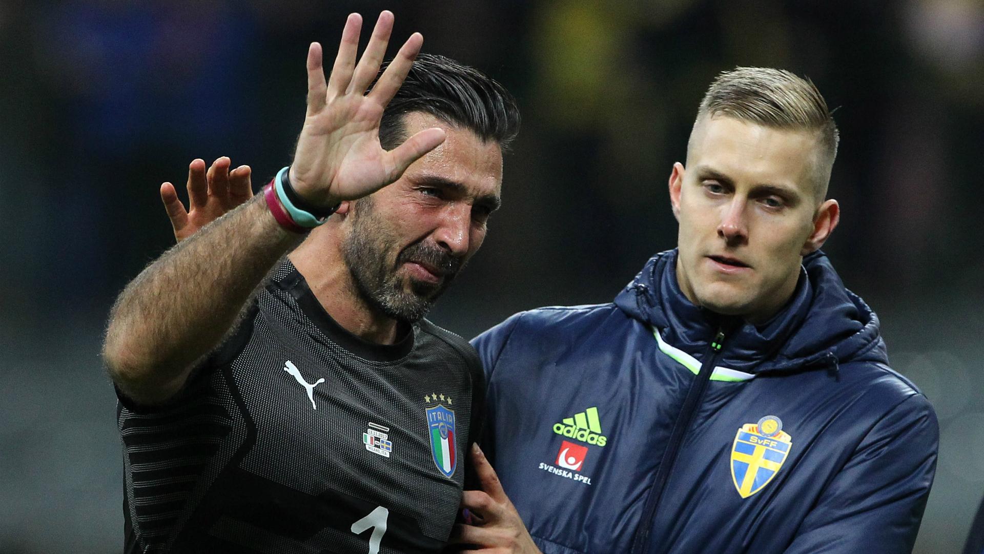 10 lý do khiến bạn đổ gục trước 'anh già khó tính' Gianluigi Buffon - Bóng Đá