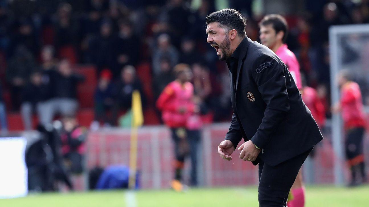 Gattuso - Gã gù Quasimodo giữa thành Milan! - Bóng Đá