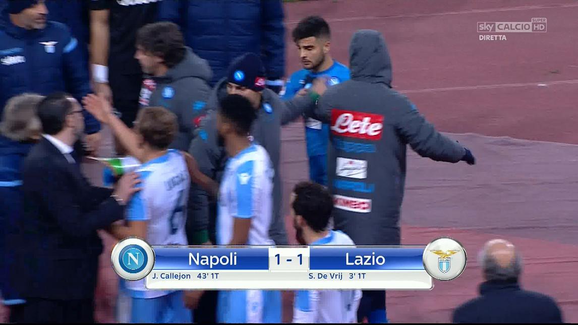 Insigne nổi trận lôi đình đòi tẩn đối thủ Lazio - Bóng Đá