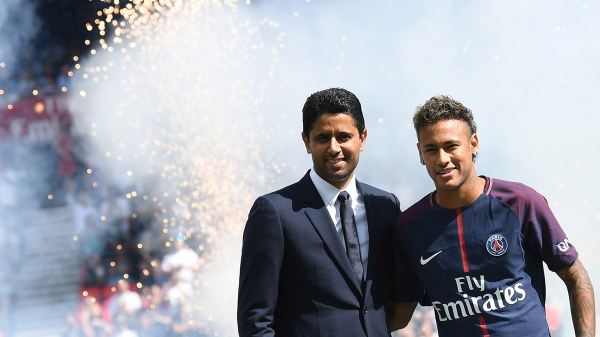 Paris Saint Germain làm con nợ kép vì Neymar - Bóng Đá
