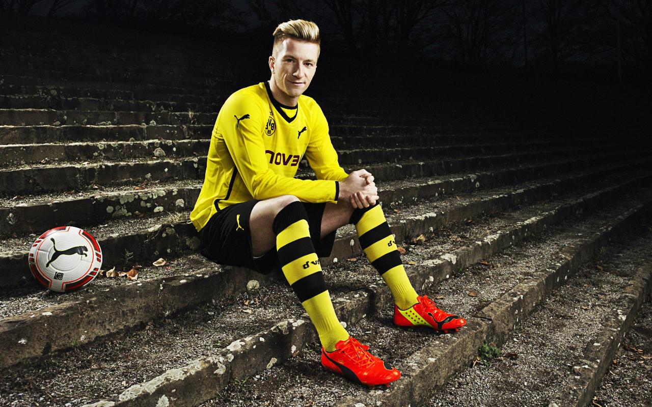 Marco Reus - Dortmund: Chân tình và duyên nợ - Bóng Đá