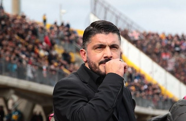 Gattuso muốn tạo nên lịch sử trước Arsenal - Bóng Đá
