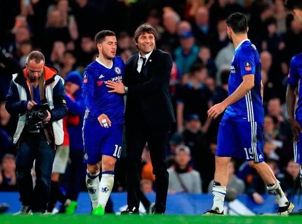 Antonio Conte - Chelsea: Mình là gì của nhau? - Bóng Đá
