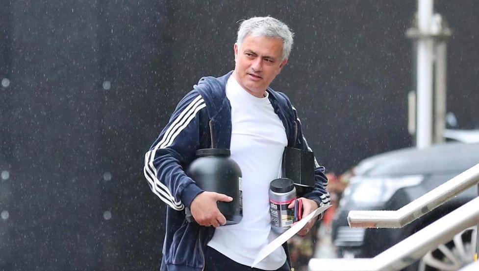 Mourinho tung 'bảo bối' quyết hạ Man City - Bóng Đá