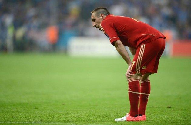 'Gã mặt sẹo' Ribery và chặng đường huyền thoại - Bóng Đá