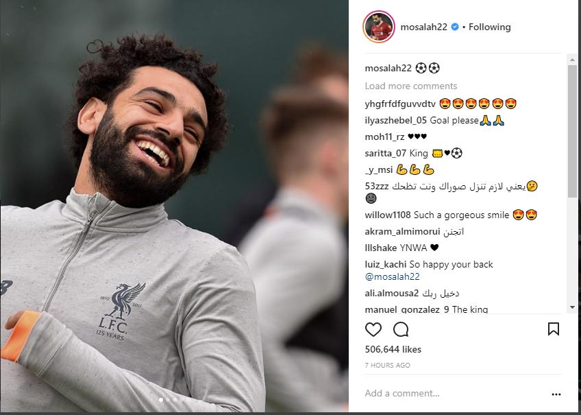 Salah quyết lập cú đúp vào lưới Man City? - Bóng Đá