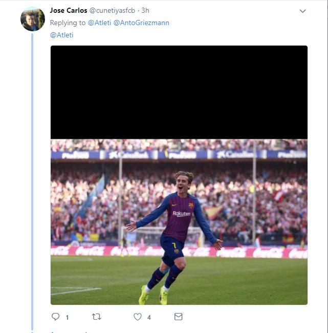 Vô địch Europa League, fan Atletico sợ mất Griezmann - Bóng Đá