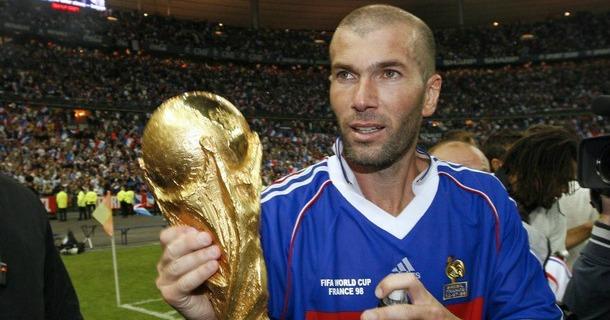Zinedine Zidane và quyền lực Coco Chanel - Bóng Đá