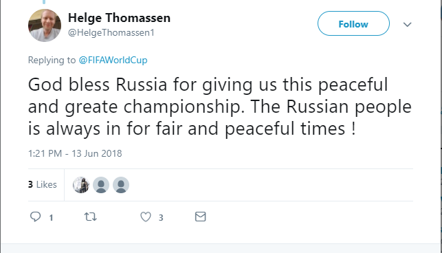Mạng xã hội bùng nổ trước thềm khai mạc World Cup - Bóng Đá