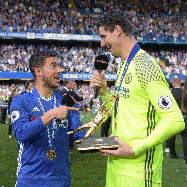 Eden Hazard - Gã hề 'xấu chơi' nhưng thương đồng đội vô ngần - Bóng Đá