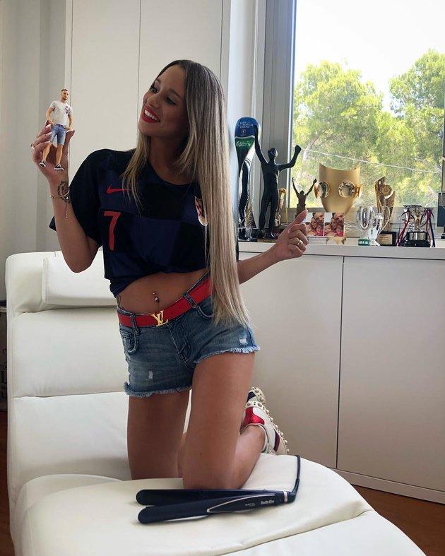 Top 5 nàng WAGS kiều diễm của tuyển Croatia - Bóng Đá