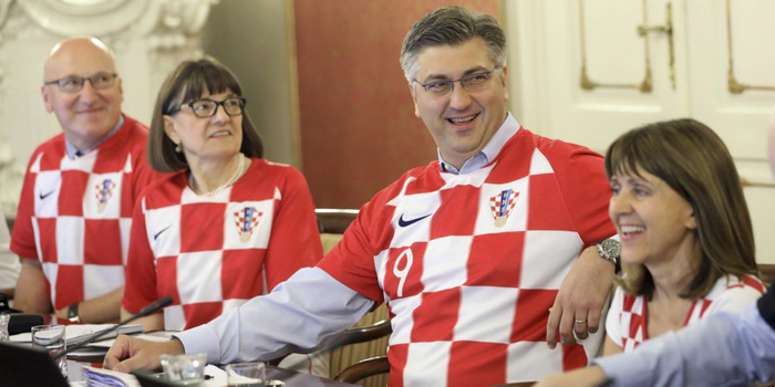 Top 5 'ông trùm' chính trị ủng hộ hết mình cho Croatia - Bóng Đá